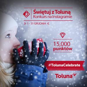 Instagram TolunaCelebrate_PL