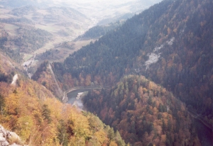Dunajec_and_Lesnica